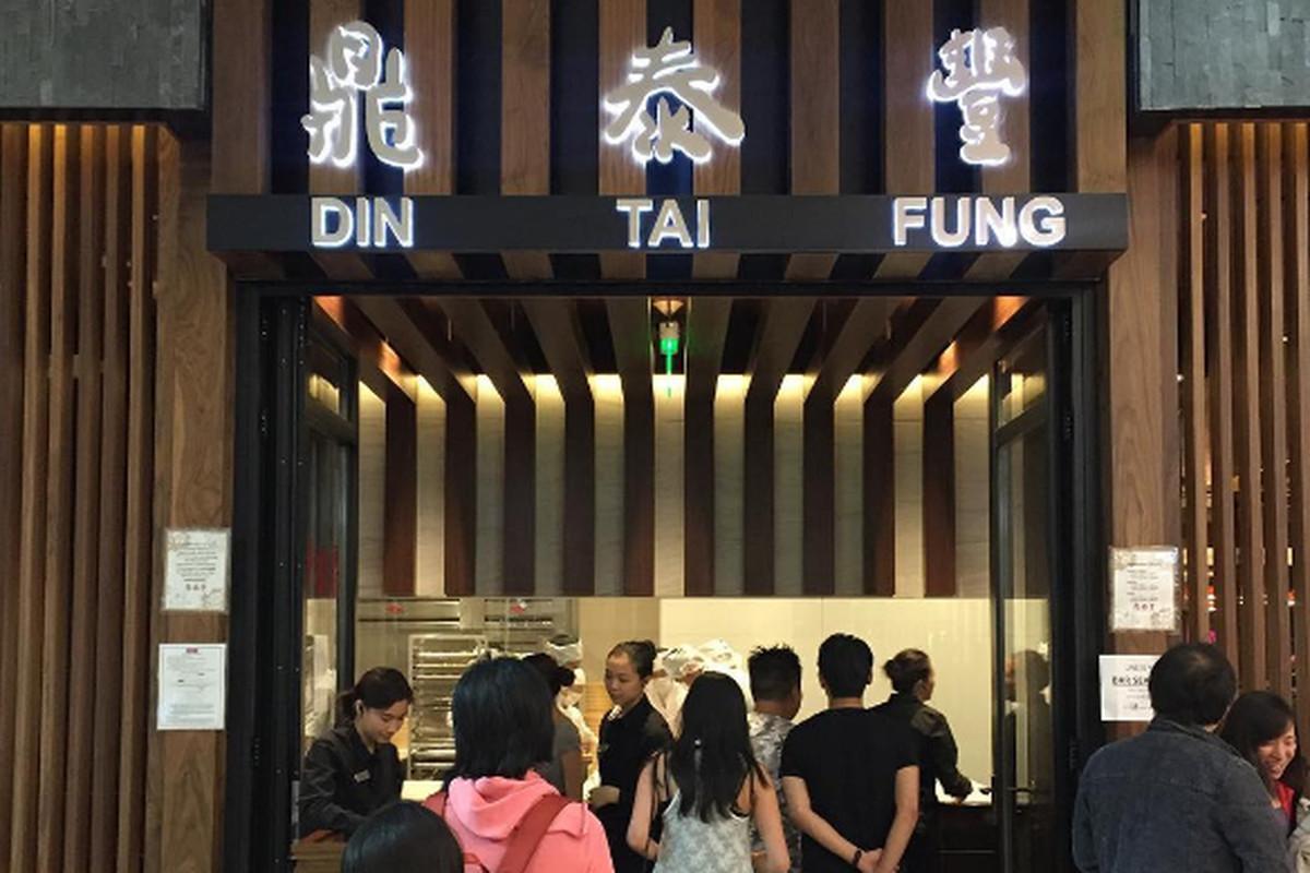 Din Tai Fung Valley Fair