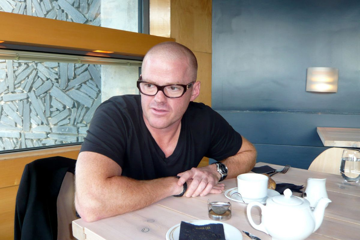 Heston Blumenthal on Not Over-Intellectualizing Food, the Lima Open ...