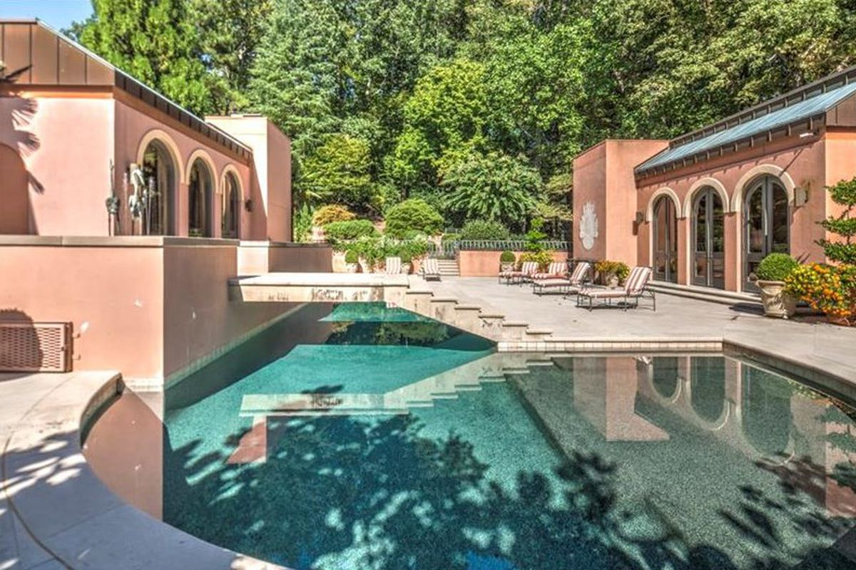 A Henri Jova house in Sandy Springs is for sale at $2.5 million.