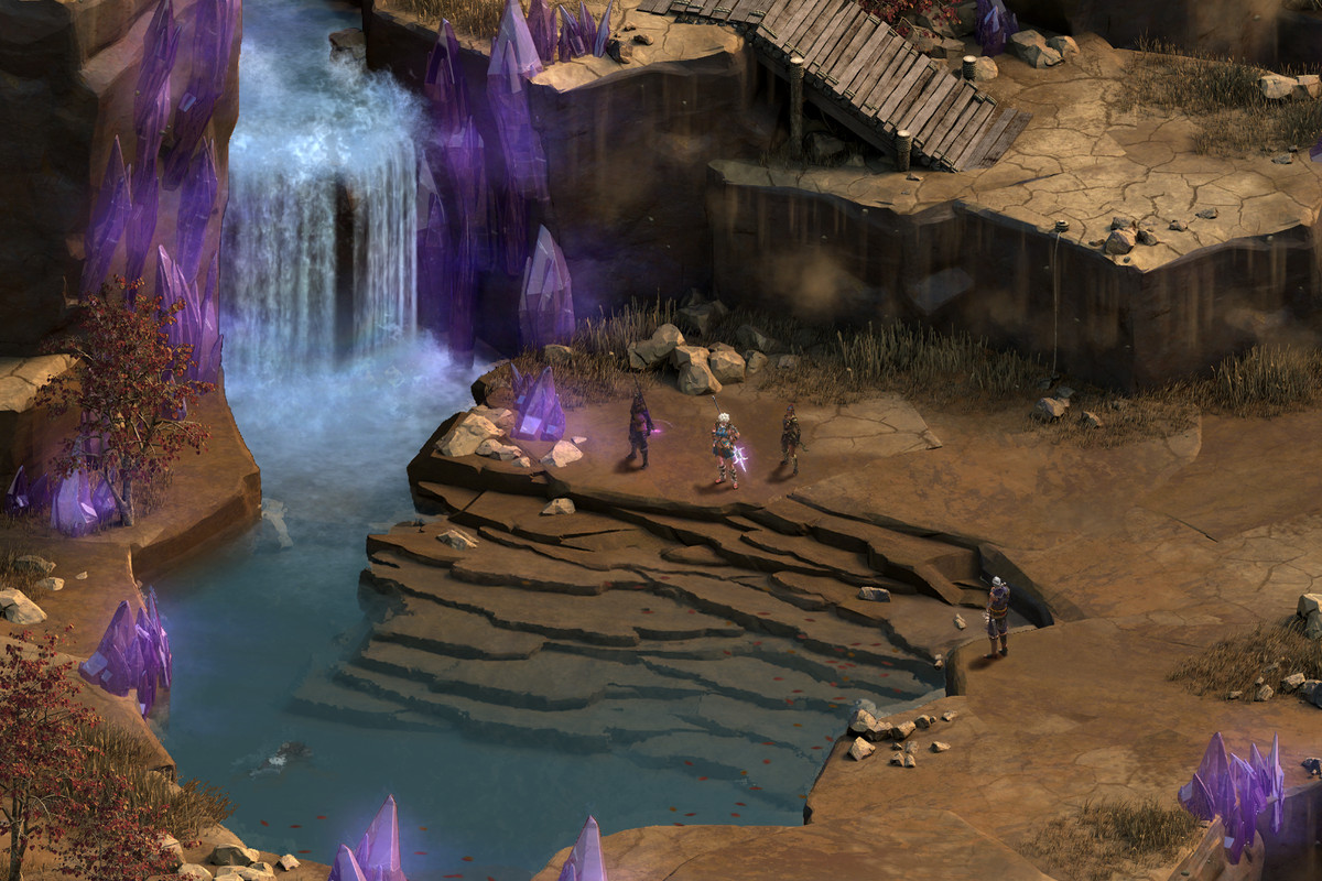Obsidian's new RPG Tyranny will let you build your own magic spells