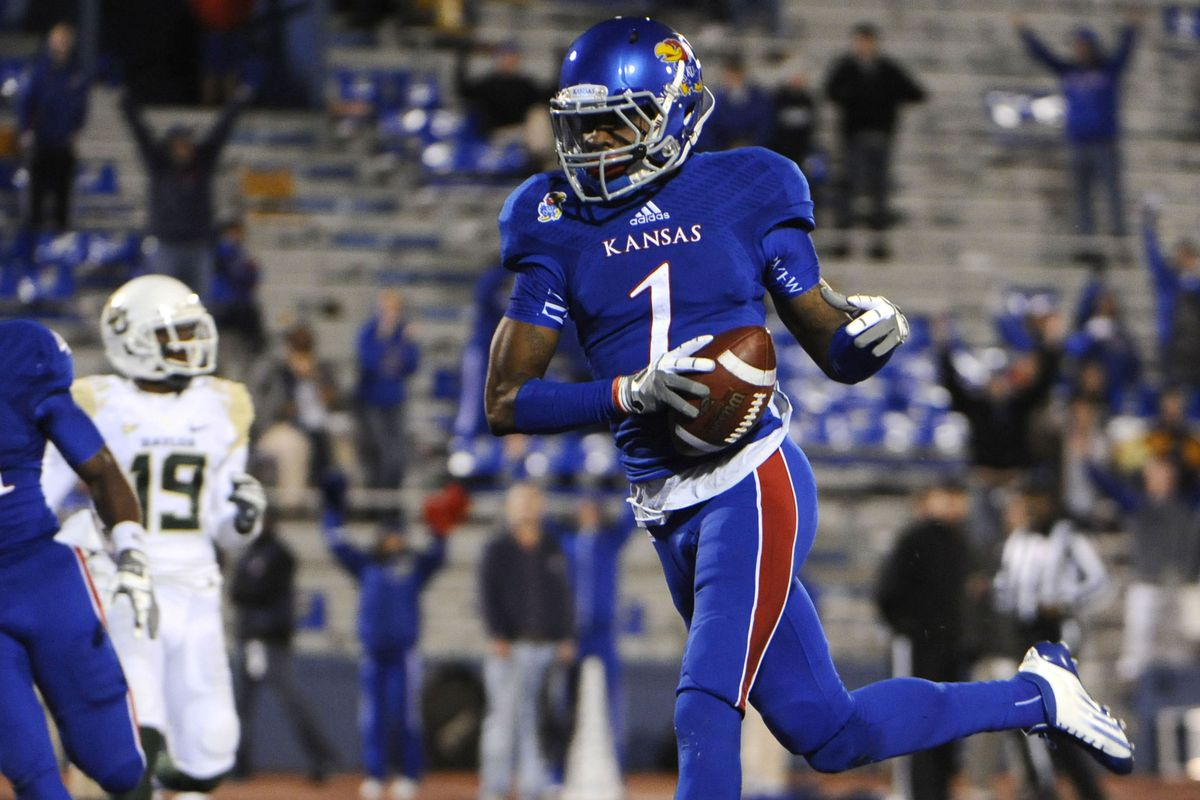 Rodriguez Coleman should see a bigger role with the Jayhawks this season.