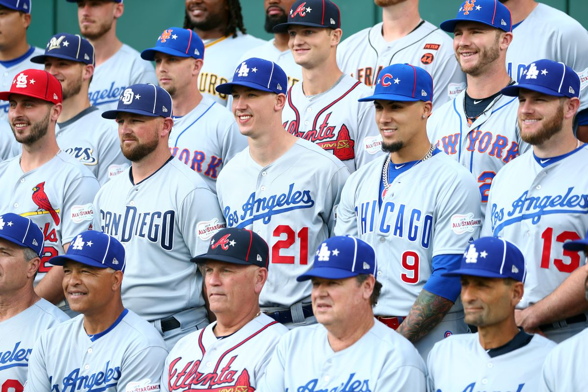 90th MLB All-Star Game, presented by Mastercard