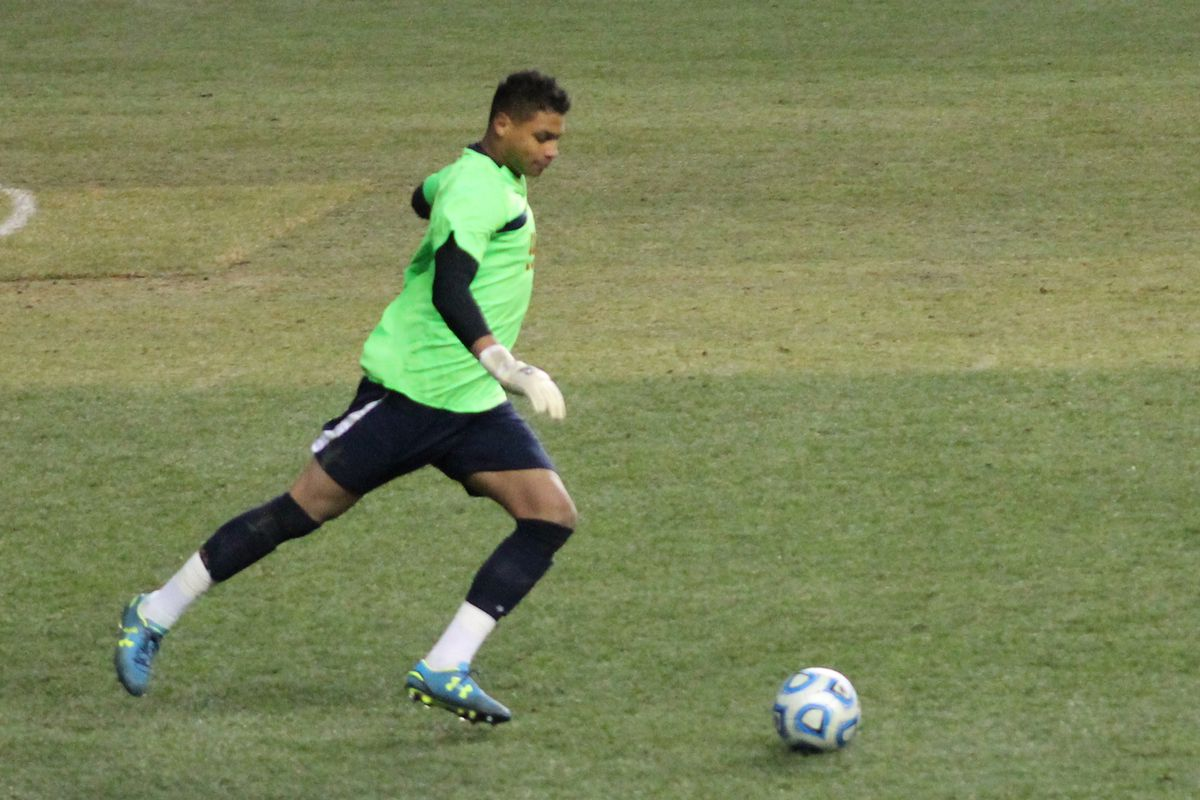 Goalkeeper Zack Steffen and Maryland are seeking a third straight College Cup appearance for the Terps