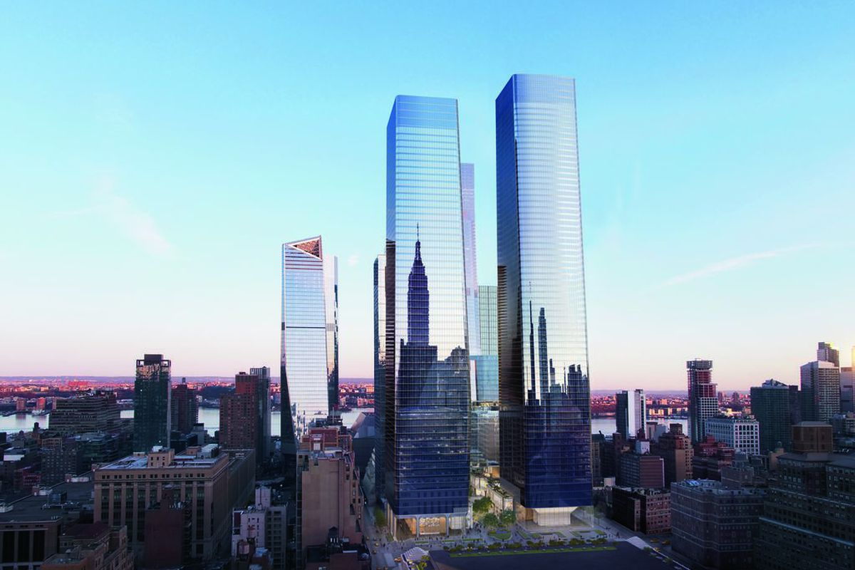 Manhattan West Megaproject To Get Massive Theater With