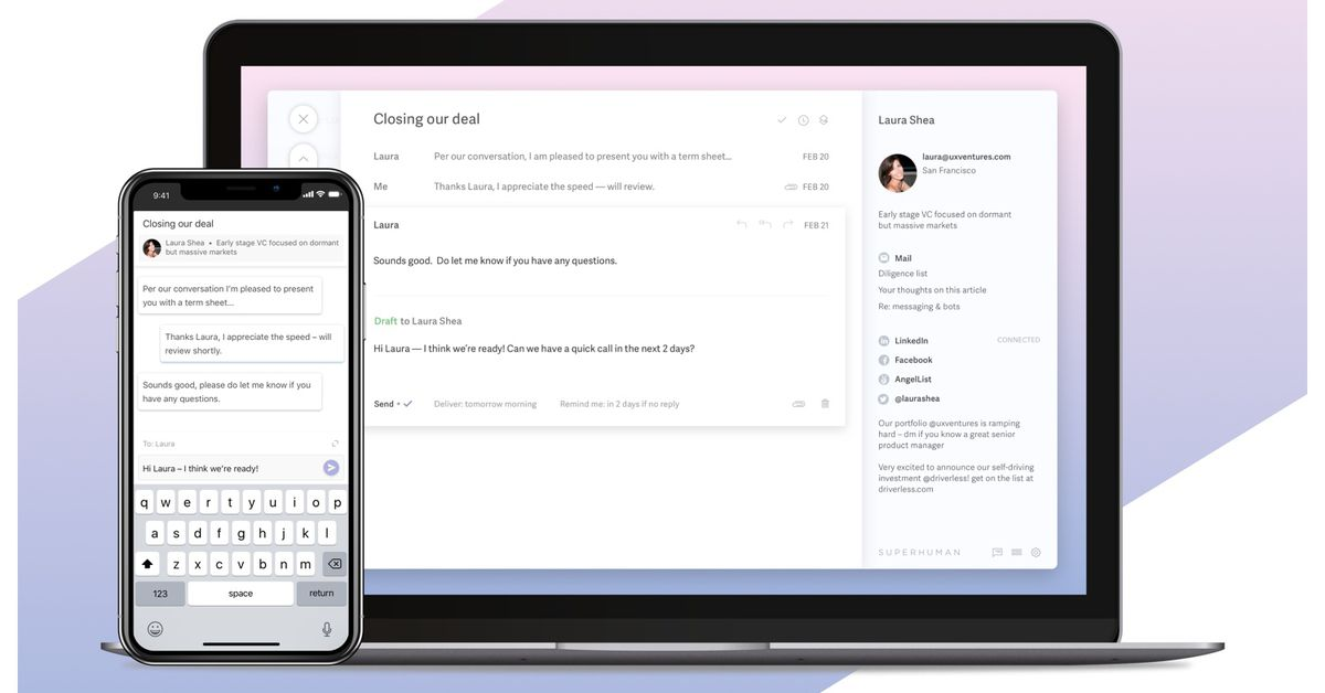 Superhuman says it will disable email read receipts by default after privacy controversy
