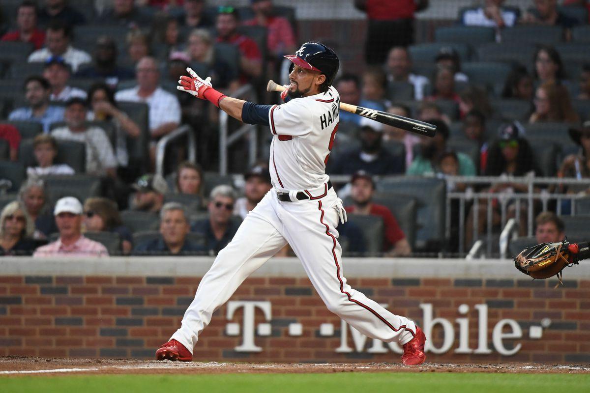 MLB: Chicago White Sox at Atlanta Braves