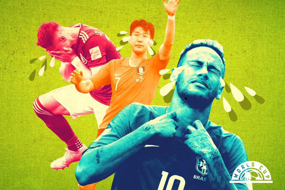 6773d2cce World Cup of Tears  There Is Crying in Soccer - The Ringer