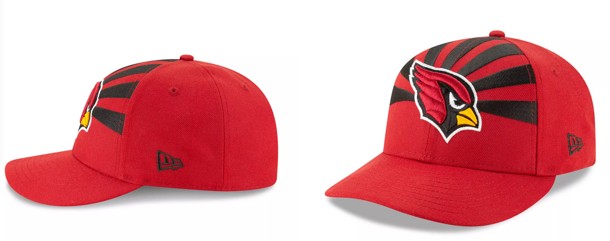 8d3ca6d6d7b The 2019 NFL Draft Hats Are Bad  Ranked - Battle Red Blog