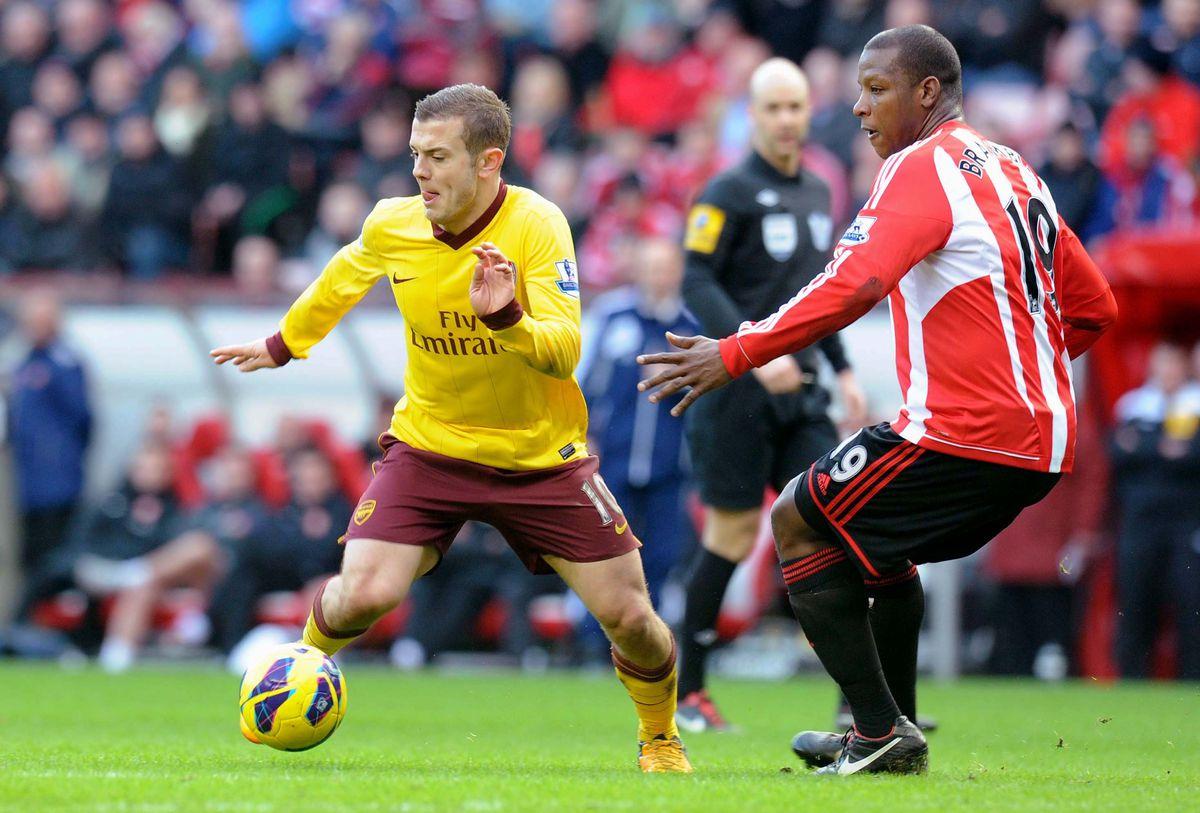 Soccer - Barclays Premier League - Sunderland v Arsenal - Stadium of Light