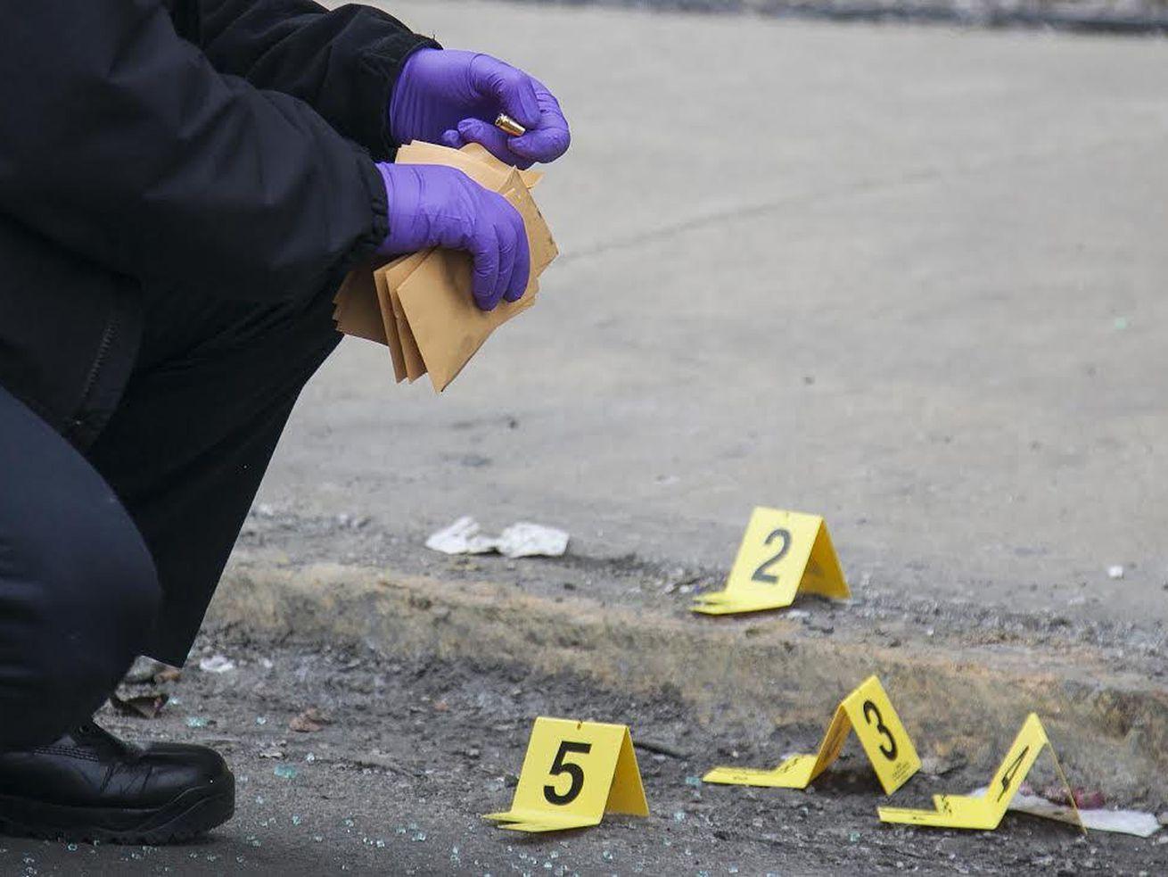 A four-year-old boy was shot March 19, 2021, in Washington Park.