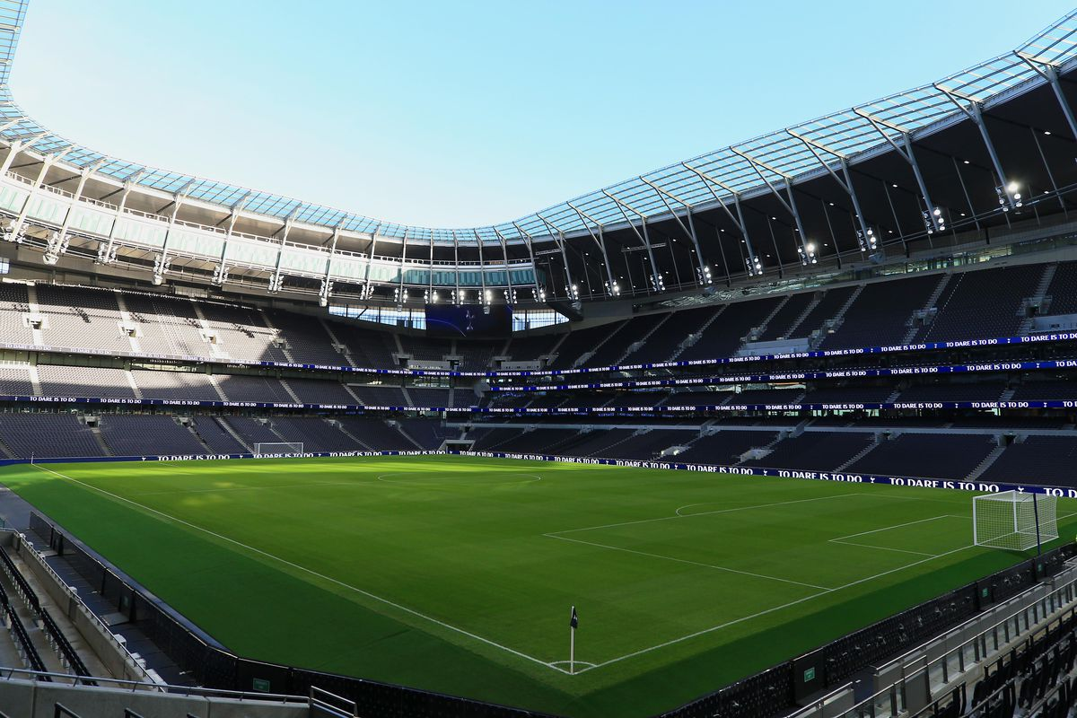 5e6e6e92549 Tottenham Hotspur s first match in their new stadium isn t broadcast on TV  in England