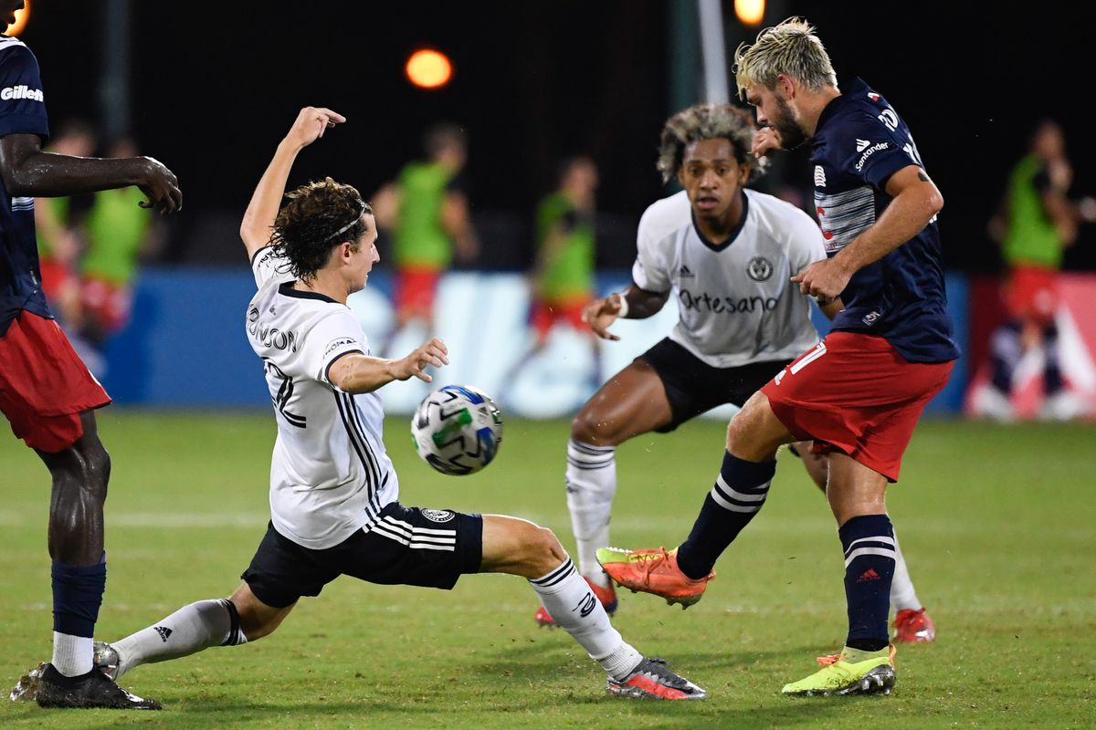 MLS: Philadelphia Union vs New England Revolution