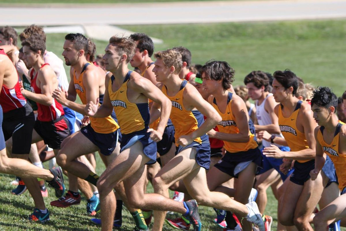 Marquette men's cross country