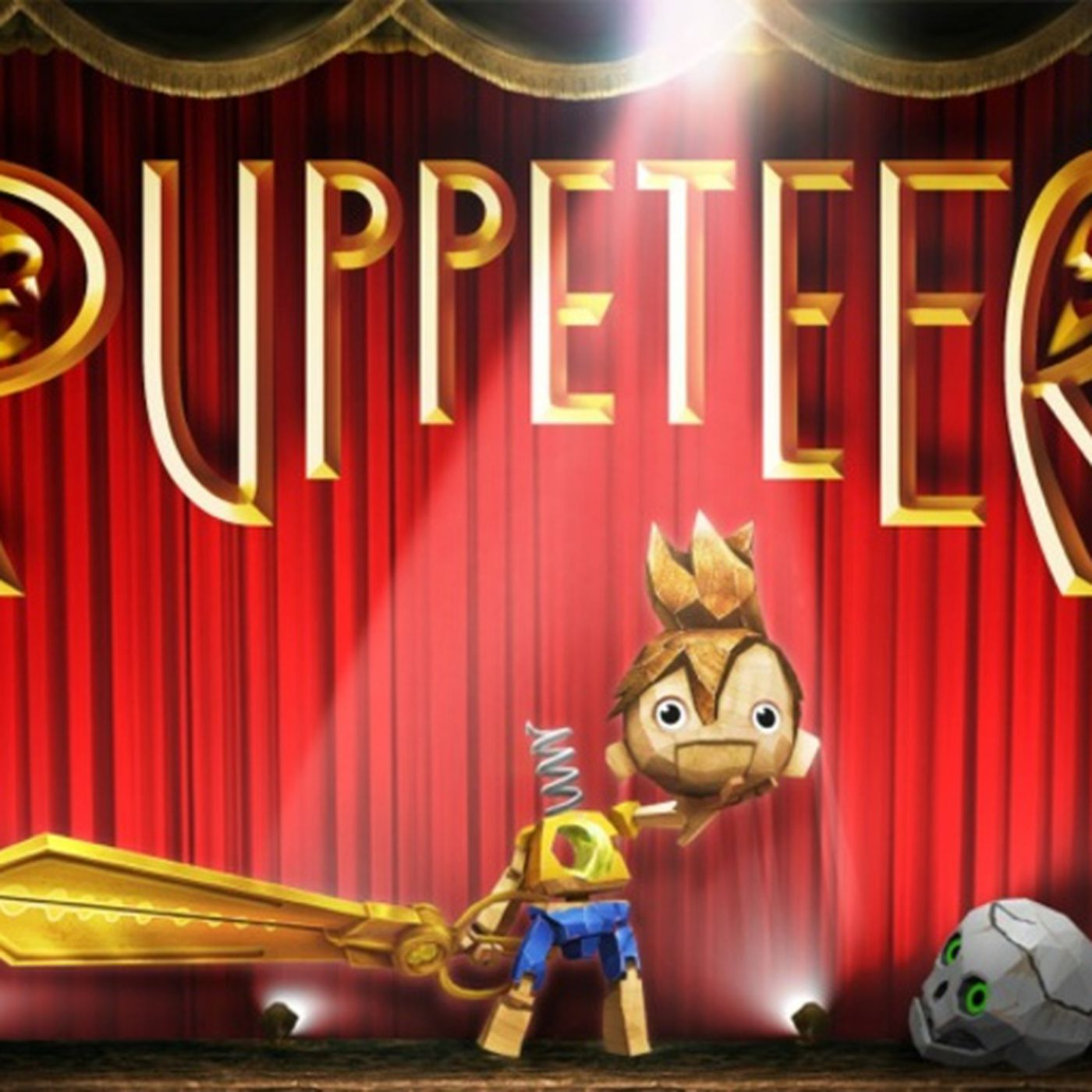 The manic world of 'Puppeteer' demands your attention - The