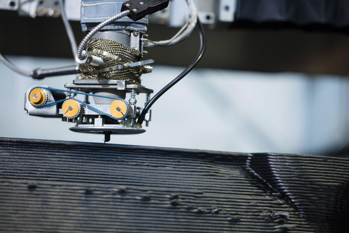 Local Motors 3D printer