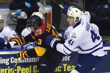 Scouting the Winnipeg Jets 2017 NHL Draft  Nicolas Hague prospect profile dcefcff13