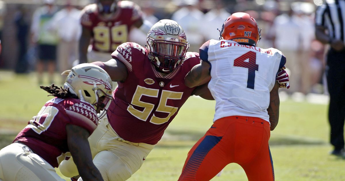 Final score: Florida State 27, Syracuse 24 - Troy Nunes Is ...