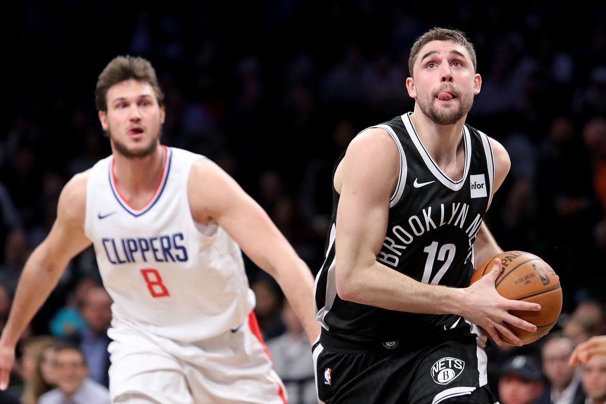 cheap for discount 771e7 a0476 NETS SIGN JOE HARRIS TO TWO YEARS, $16 MILLION - NetsDaily