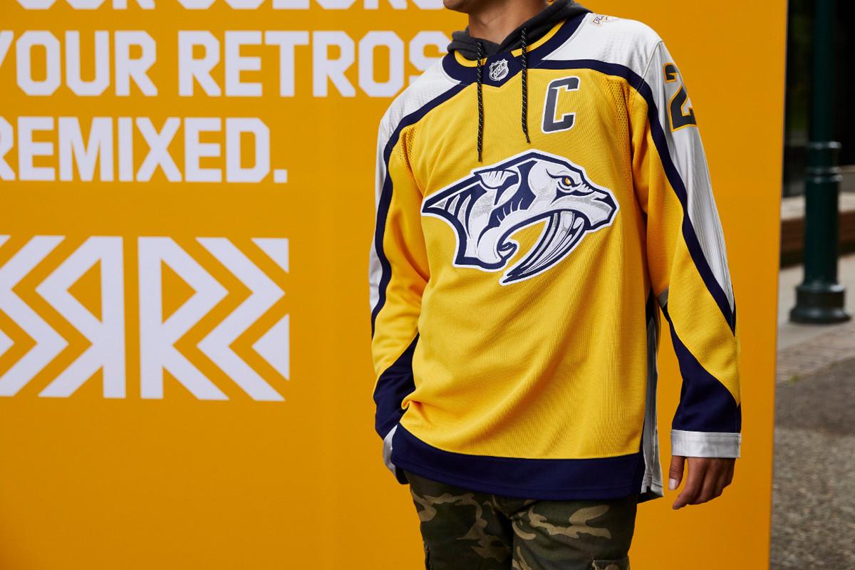 Nashville Predators Unveil New-ish Uniforms - On the Forecheck