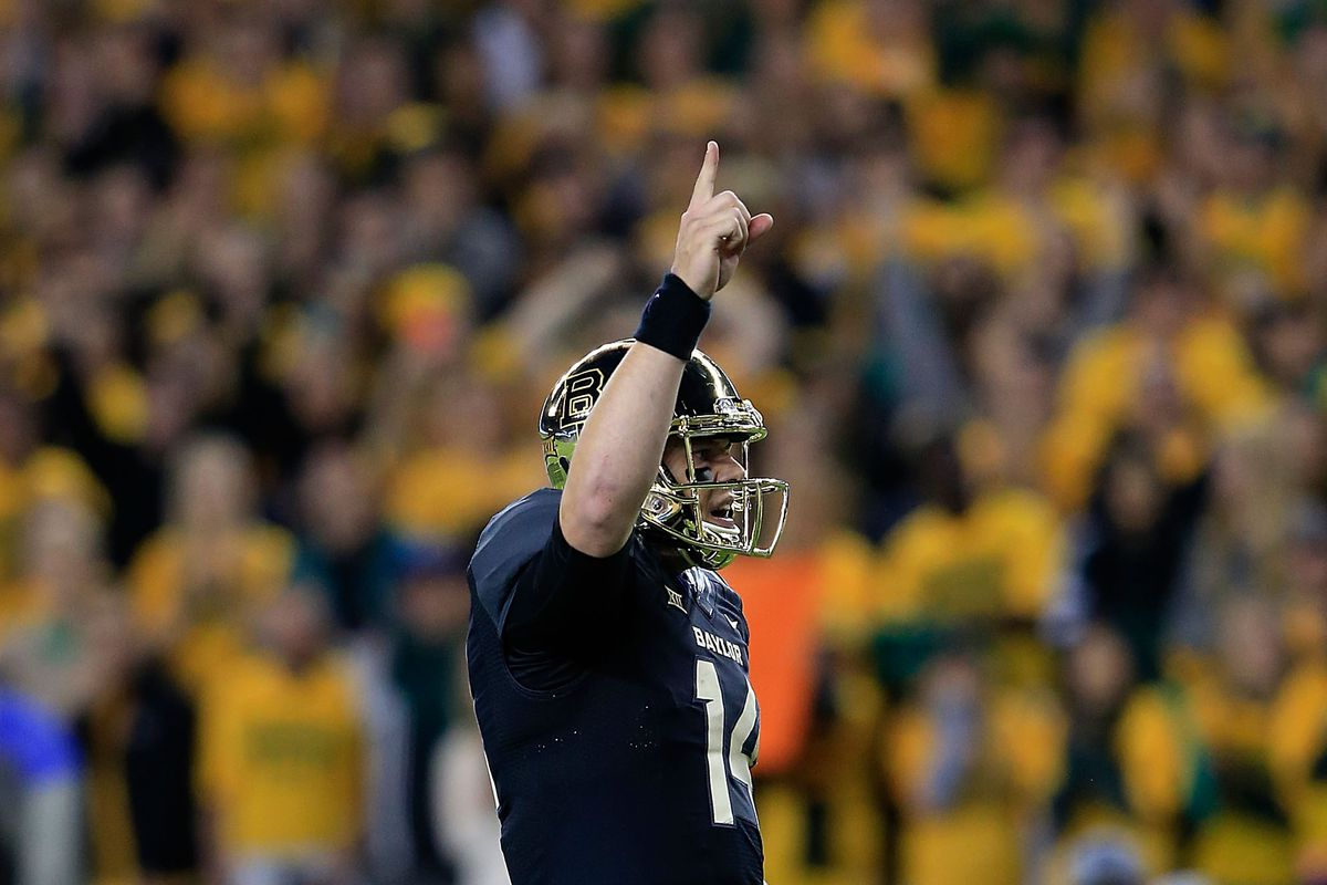 Bryce Petty knows how many champions there are.