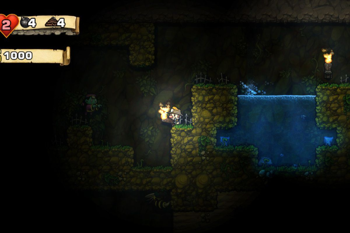 spelunky free ps4