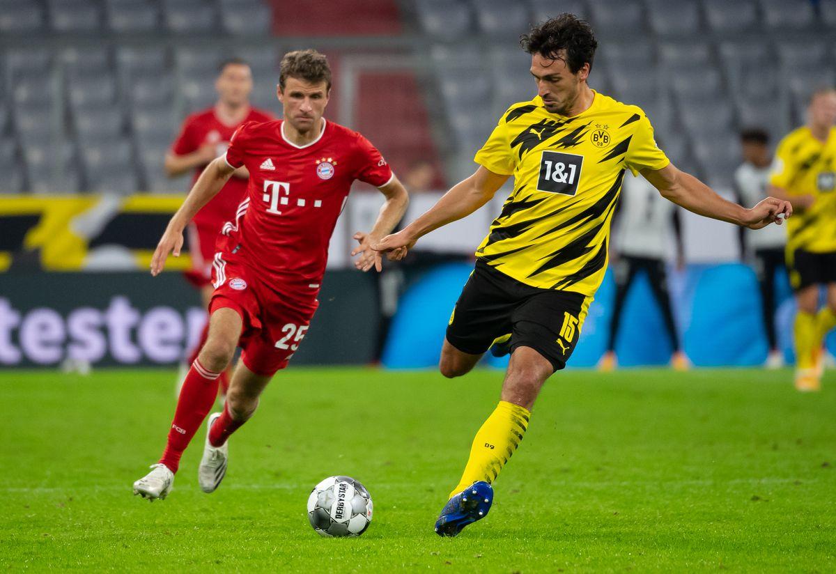 FC Bayern Munich - Borussia Dortmund