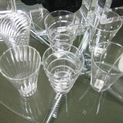 Neiman Marcus tumblers, $48 for a set of 6
