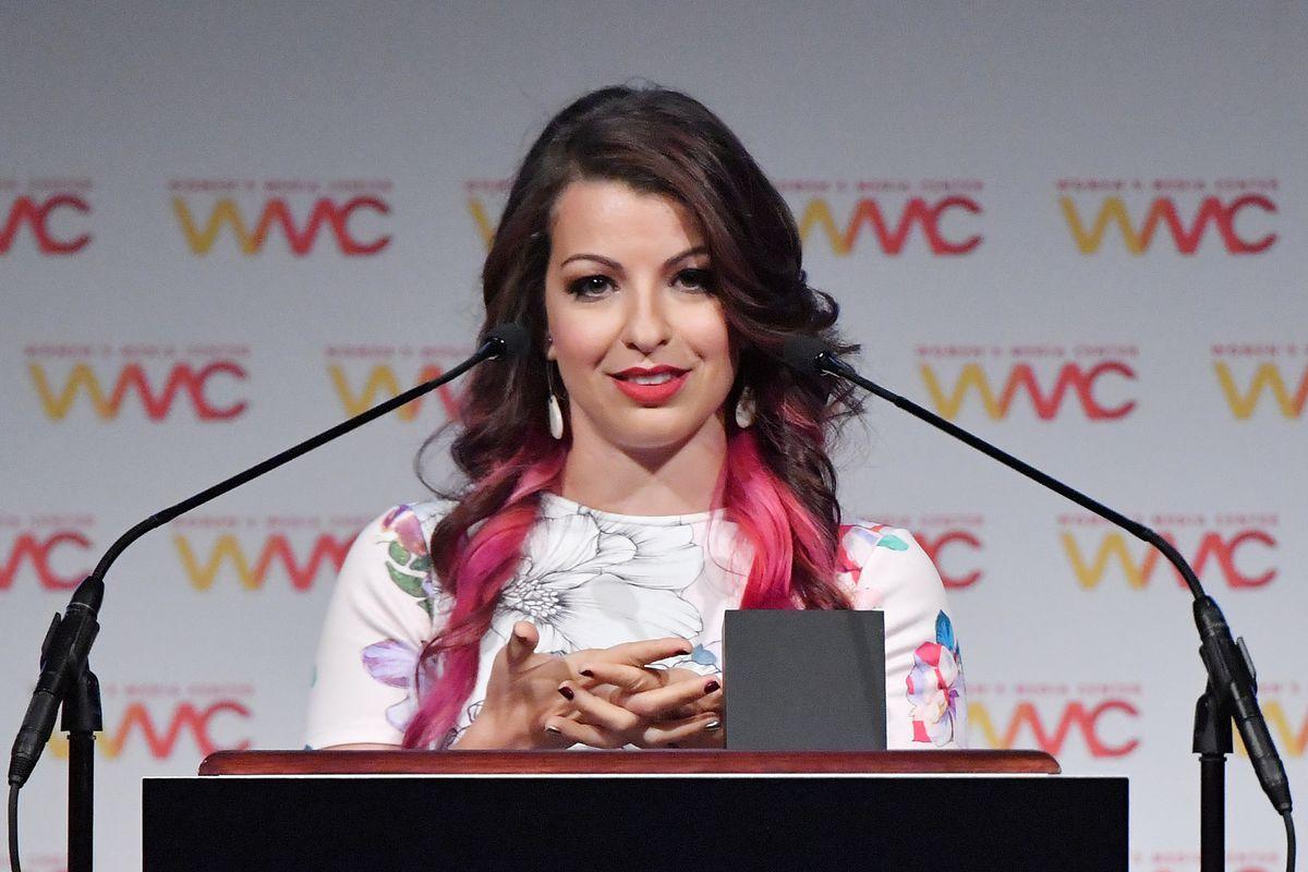 The Women's Media Center 2016 Women's Media Awards - Inside