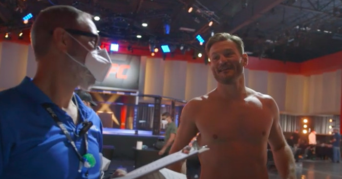 UFC 252 Embedded, Episode 6: 'If that was me, I'd be pissed'