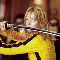 """Uma Thurman stars in Quentin Tarantino's """"Kill Bill Vol. 1."""""""