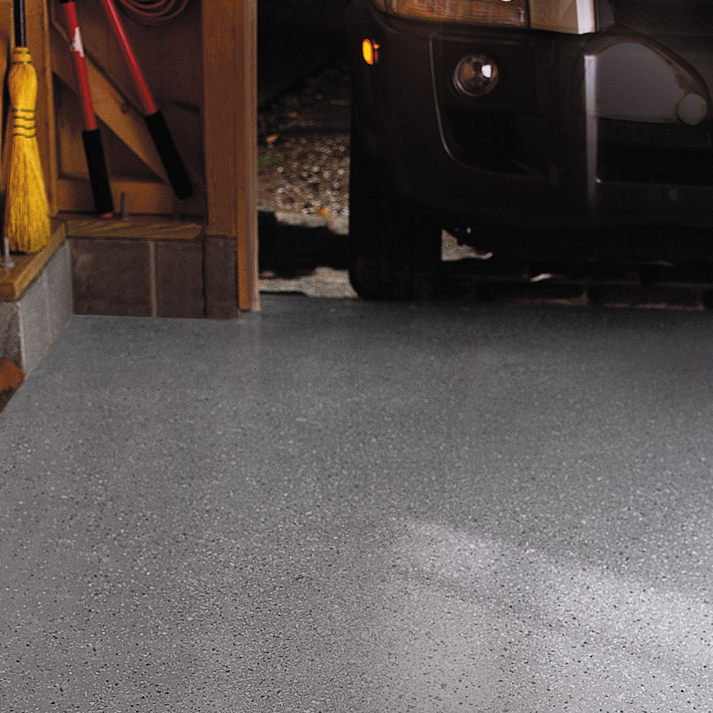 How To Apply Epoxy Coating To A Garage Floor This Old House