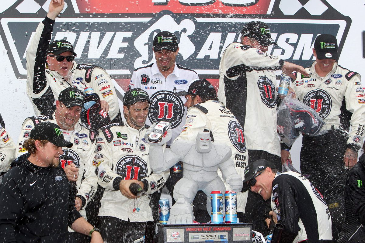 NASCAR: AAA 400 Drive for Autism