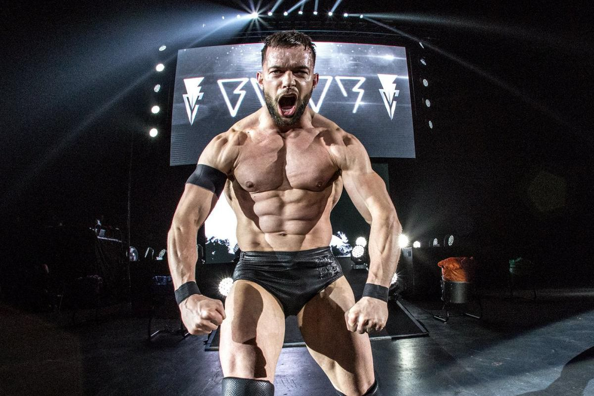Finn Balor Is Pretty Over On This 25 Best Abs In WWE