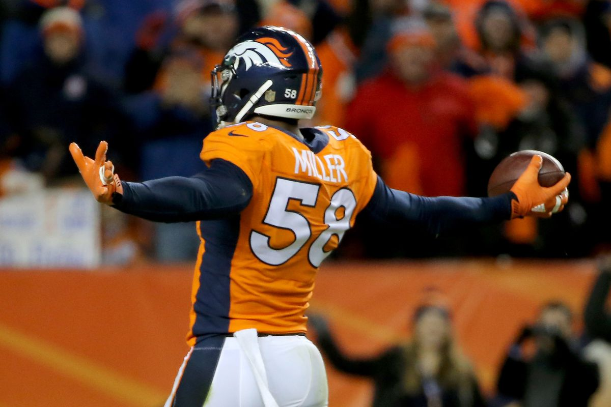 Von Miller contract: Von Miller contract talks stall ...
