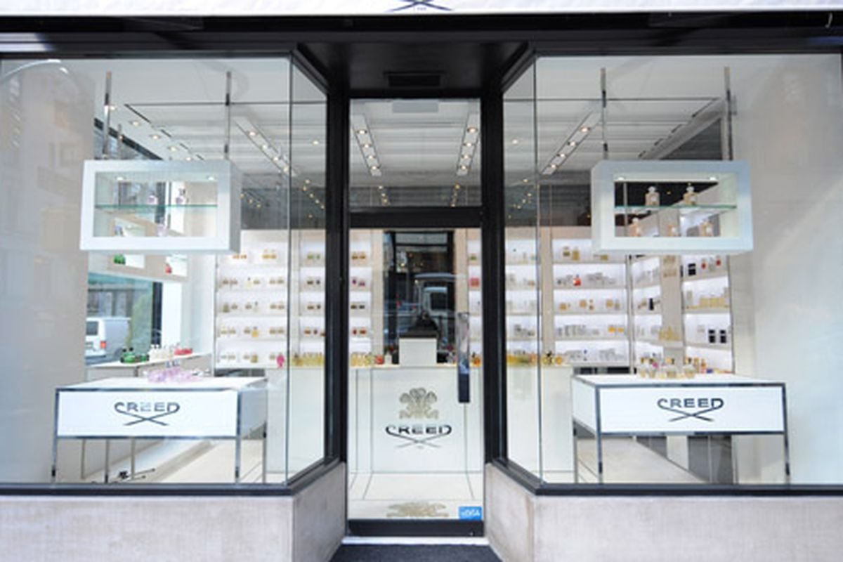 Creed's Upper East Side store
