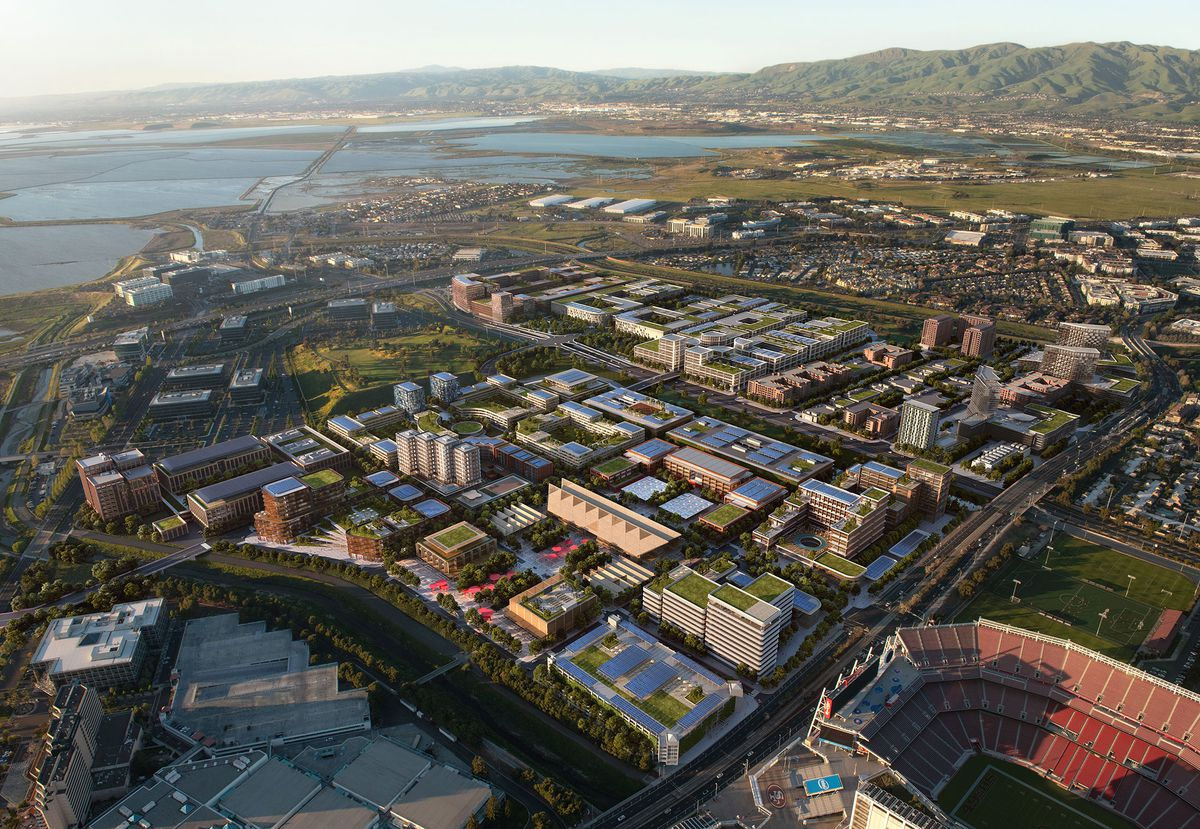 Related's forthcoming Santa Clara project seeks to turn a 240-acre golf course into a combination of high-end homes, upscale retail, and office space for tech firms.