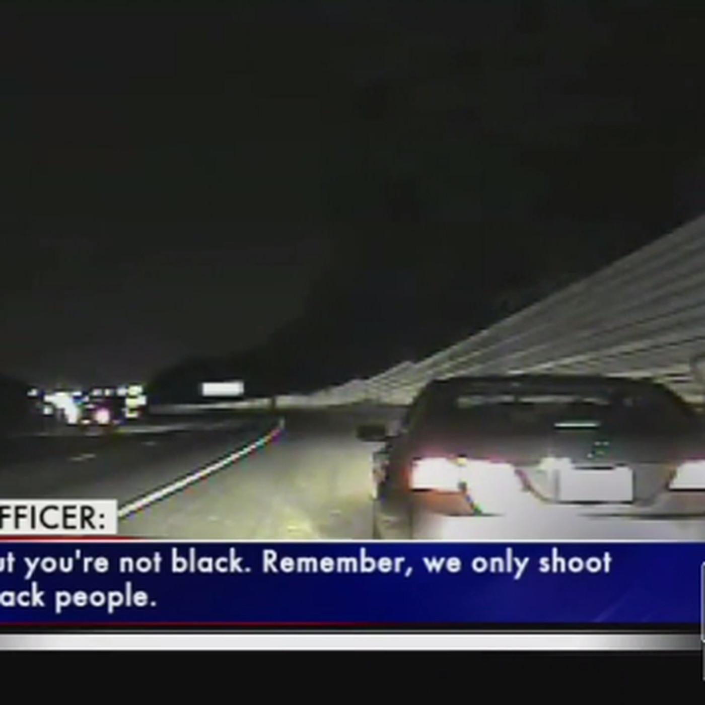 "We only shoot black people,"" Georgia cop assures woman"