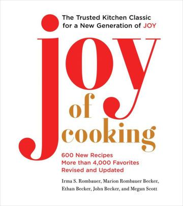 """The cover of """"The Joy of Cooking"""""""