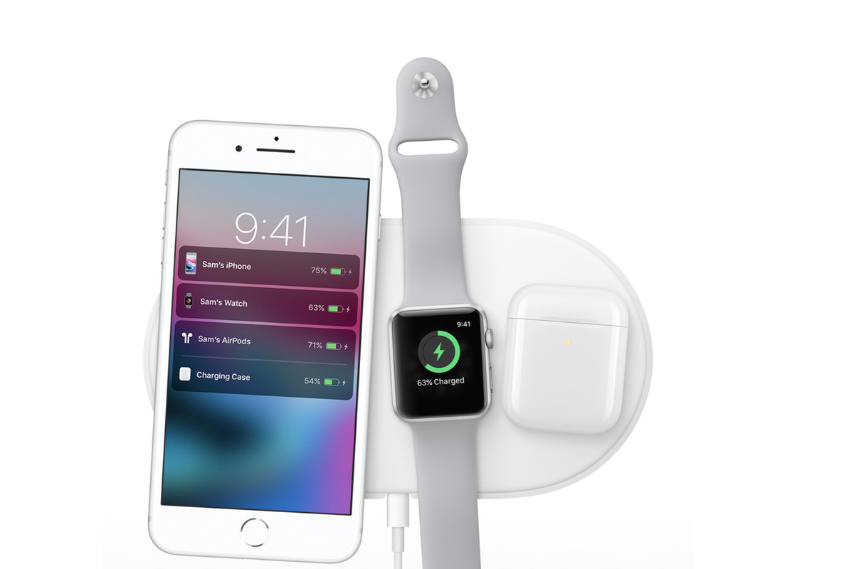 Apple's AirPower wireless charger rumored to ship in March