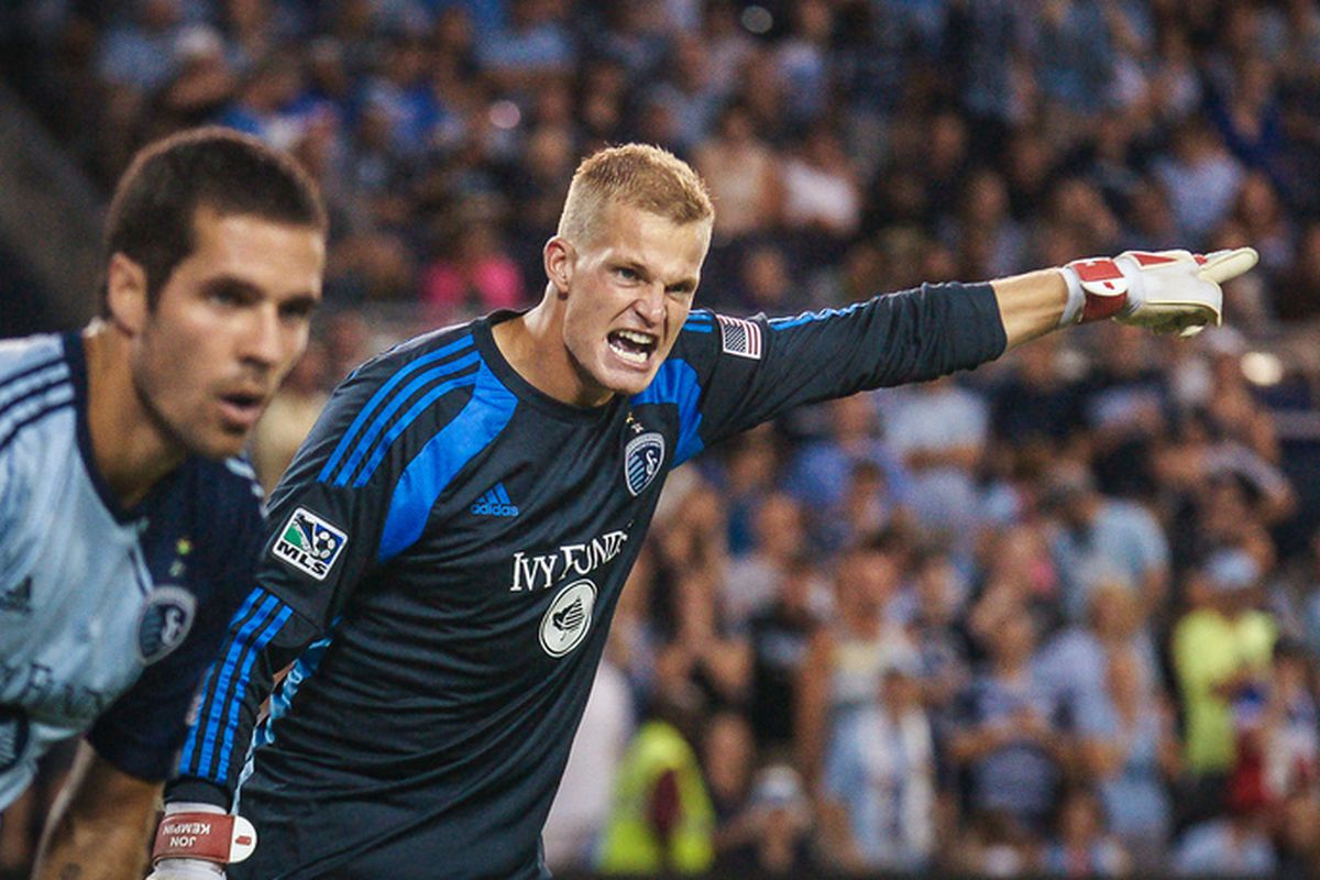 Jon Kempin is one the players that SKC loaned to their affiliates