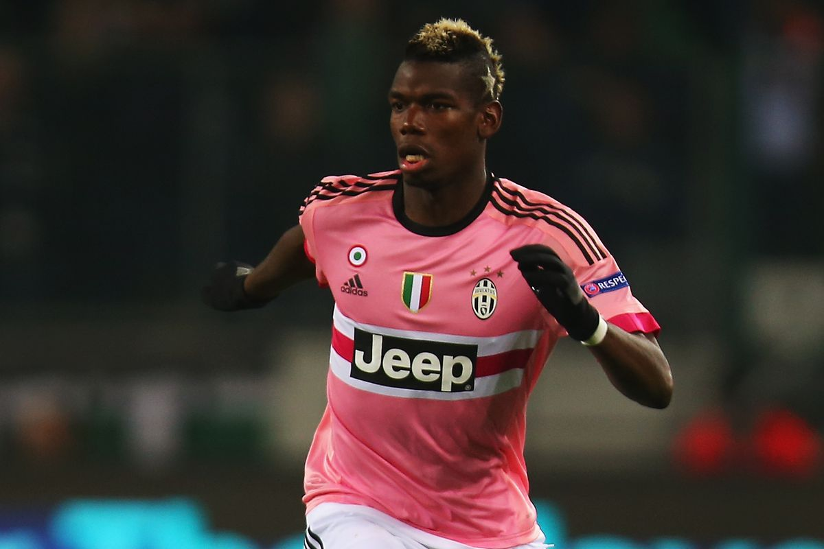 low priced f0ea2 98e8b Paul Pogba is not leaving Juventus in January, says his ...