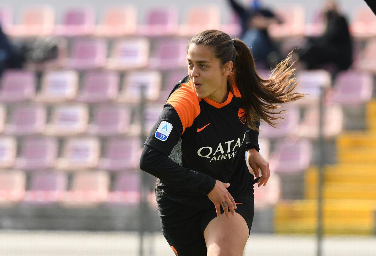 AS Roma v FC Internazionale - Women Serie A