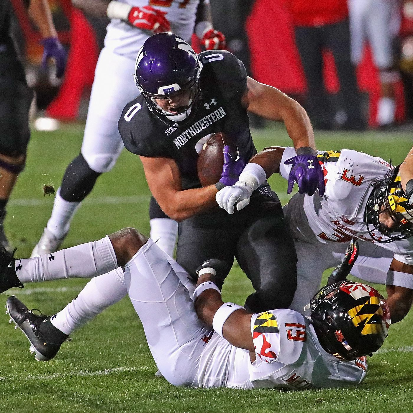 Takeaways From Maryland Football s Season opening Loss To Northwestern Testudo Times