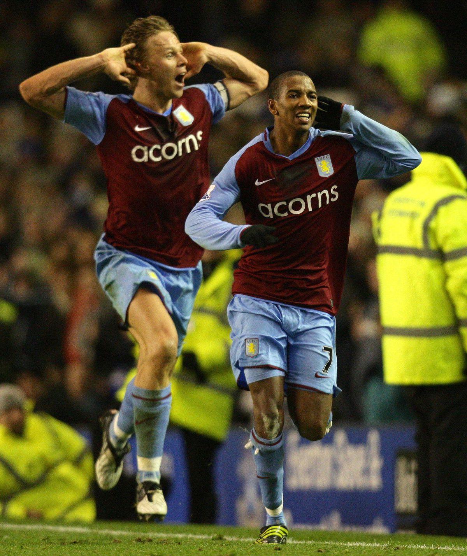Soccer - Barclays Premier League - Everton v Aston Villa - Goodison Park