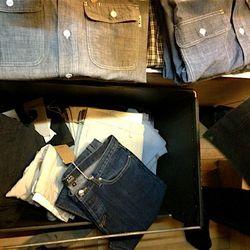 All jeans at original price