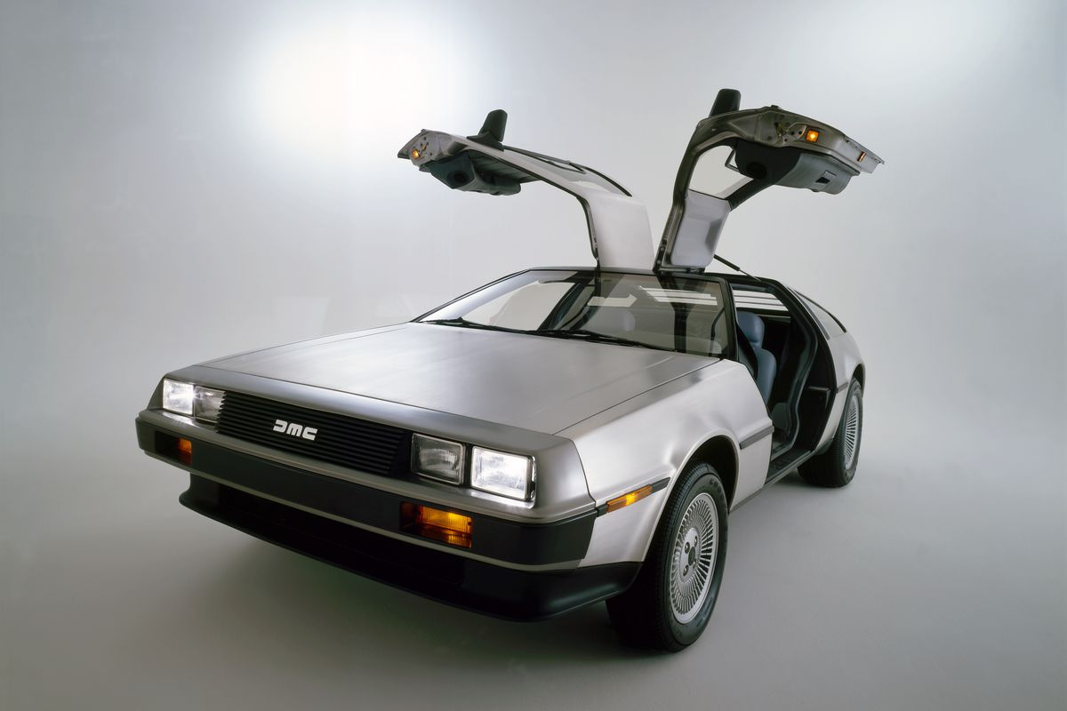 The DeLorean Motor Company May Soon Start Building 'new