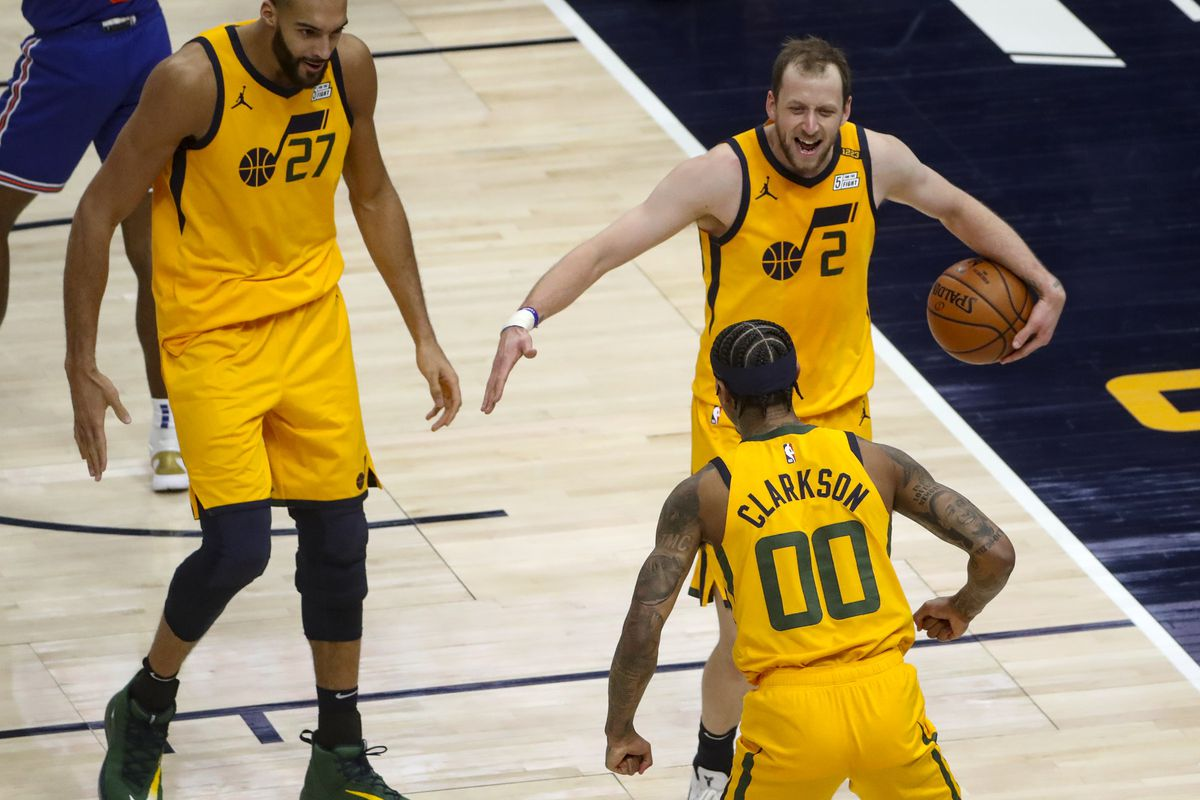Utah Jazz Where The Jazz Are Slotted In Nba Power Rankings Deseret News