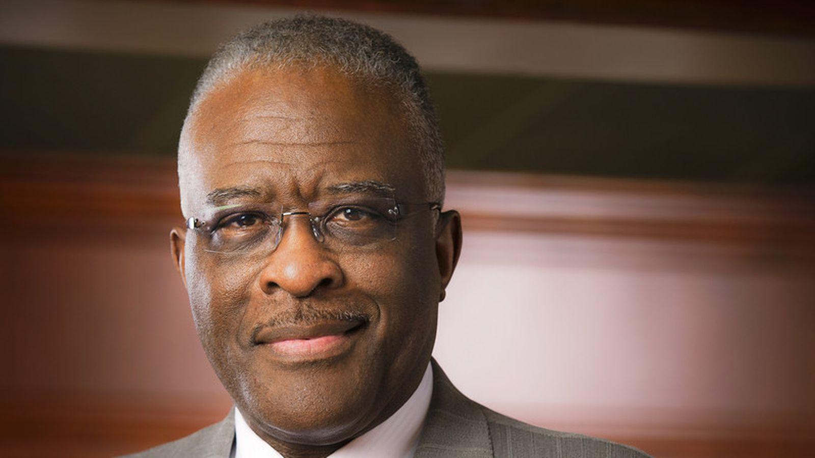 dr  robert jones named new chancellor at university of