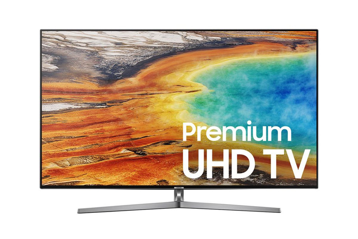 samsung s new mu series tvs makes 4k quality slightly more affordable the verge. Black Bedroom Furniture Sets. Home Design Ideas