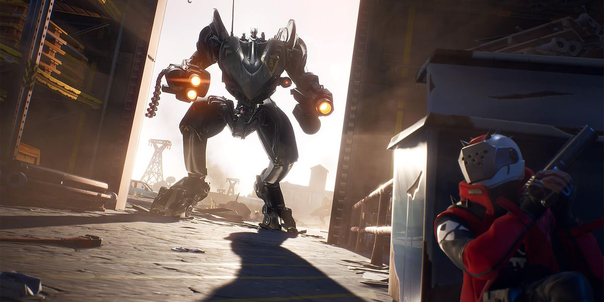 Mech spawn rates cut as Fortnite trends for all the wrong